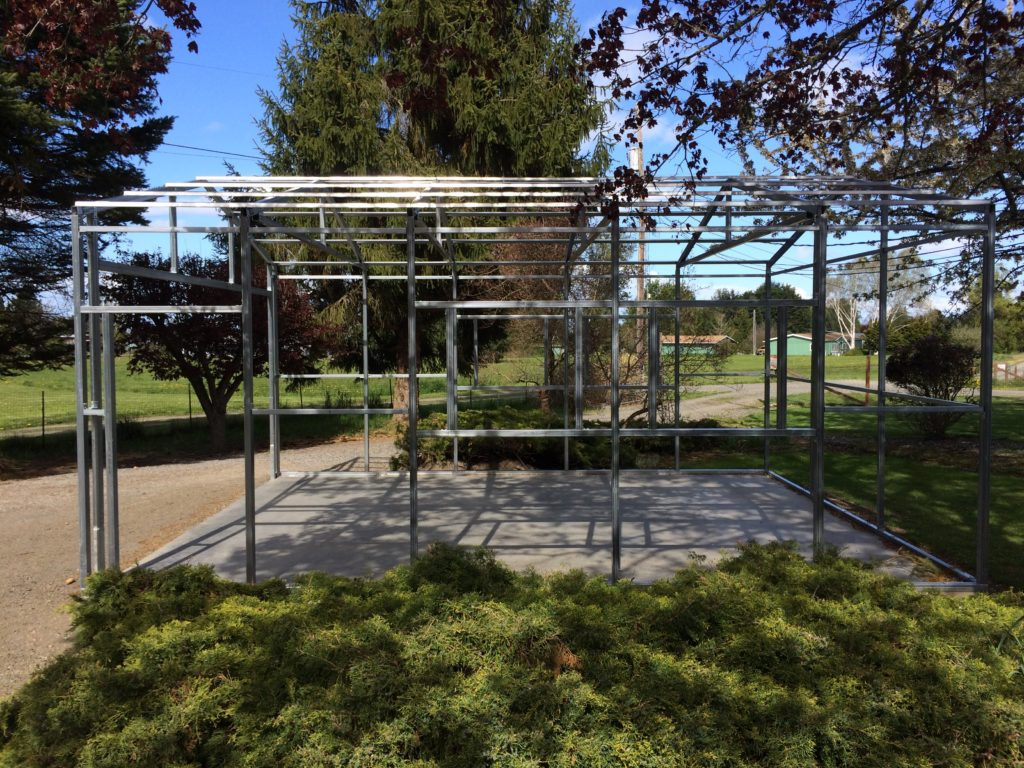 Structure and Frame Outs