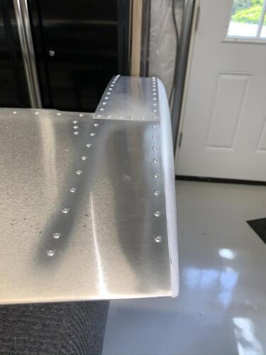 Elevator Tip, Finished Fit