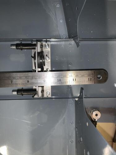 Measuring Distance Between Bearing Surfaces