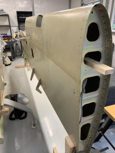 Wood Stick to Help Align RIB-105