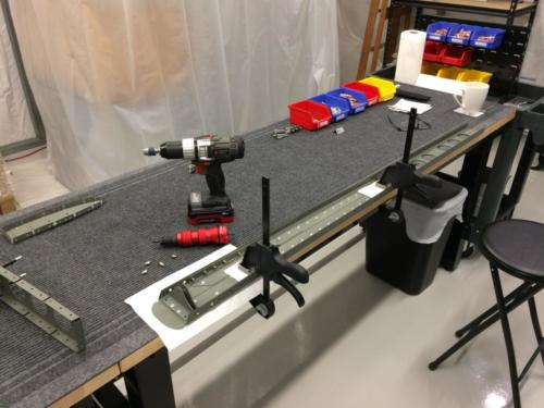 Setup for M4 Rivnut Mounting - VS1, Step 4, Detail D