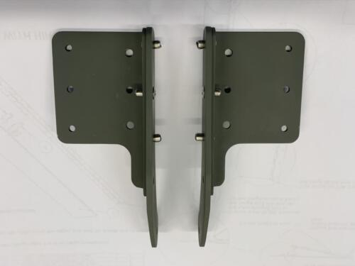 Assembled Control Horns and Mounting Brackets