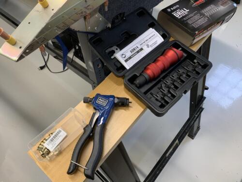 Astro Rivnut Tools