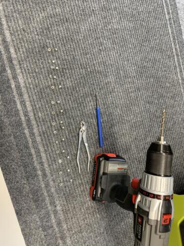 Precision De-riveting Isn't Too Difficult