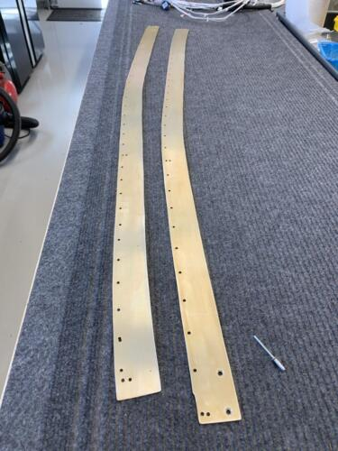 Custom Wide Cowl Mounting Strips from Midwest SkySports