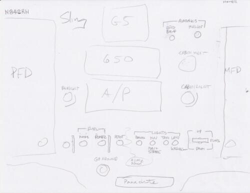 Panel Sketch - 1