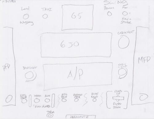 Panel Sketch - 2